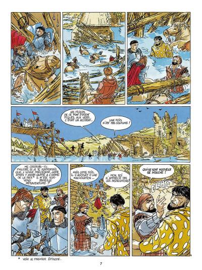 Page 7 l'empereur du dernier jour tome 2 - joachim