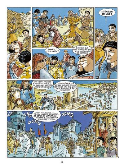 Page 8 l'empereur du dernier jour tome 2 - joachim