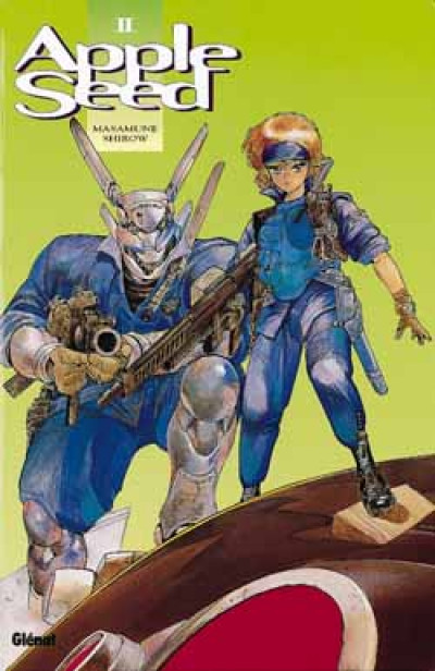 image de appleseed tome 2