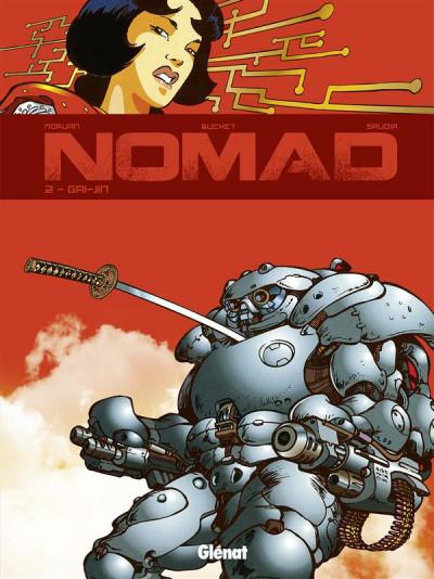 image de nomad tome 2 - gai-jin