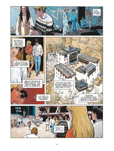 Page 7 neve tome 4 - blanc népal