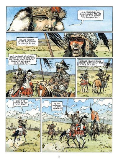 Page 6 cinjis qan tome 1 - l'éternel ciel bleu