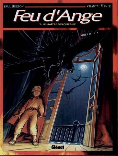 Couverture Feu d'ange tome 2 - le maître des oiseaux