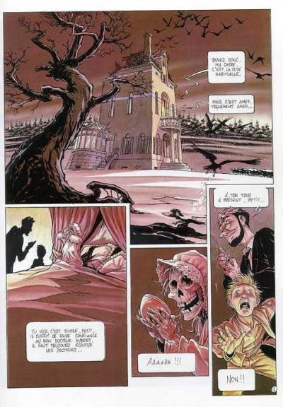 Page 1 Feu d'ange tome 2 - le maître des oiseaux