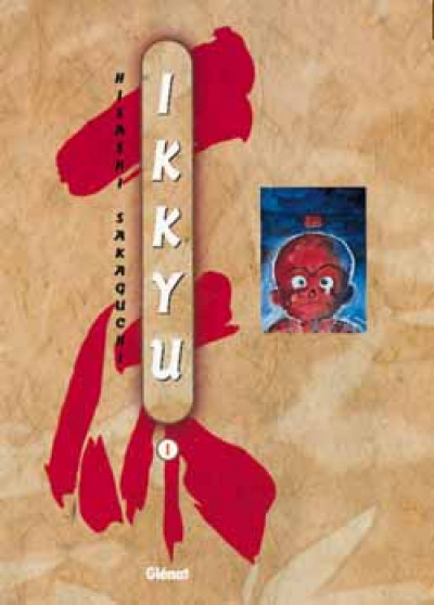 Couverture Ikkyu tome 1