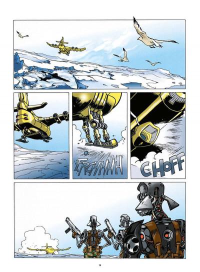 Page 0 nomad tome 3 - mémoires mortes