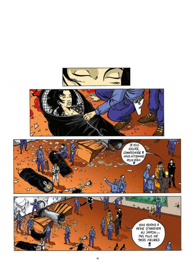 Page 4 nomad tome 3 - mémoires mortes