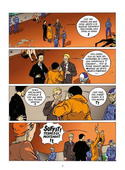 Page 5 nomad tome 3 - mémoires mortes