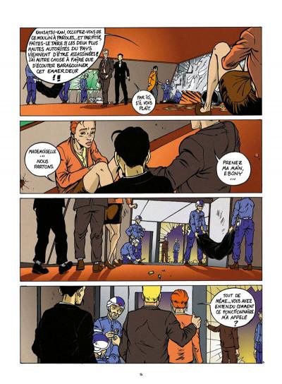Page 6 nomad tome 3 - mémoires mortes