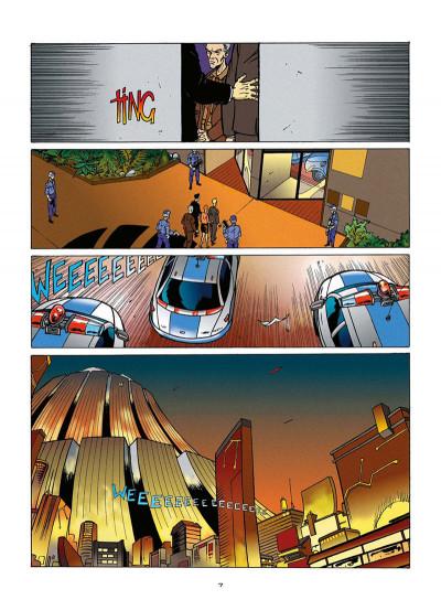Page 8 nomad tome 3 - mémoires mortes