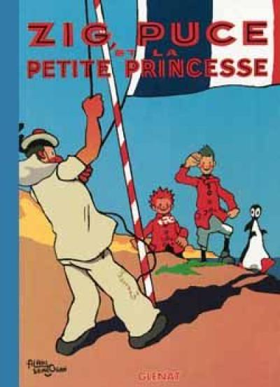 image de zig et puce tome 8 - zig puce et la petite princesse
