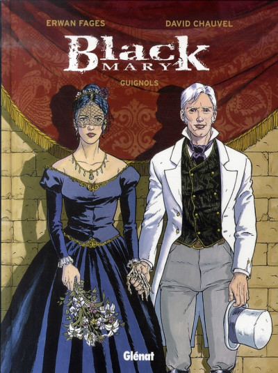 Couverture black mary tome 3 - guignols