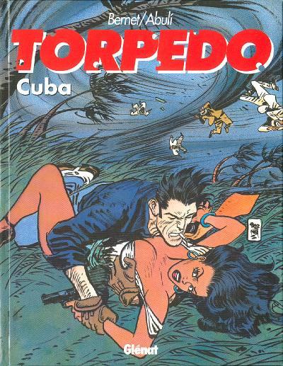 Couverture Torpedo tome 13 - cuba