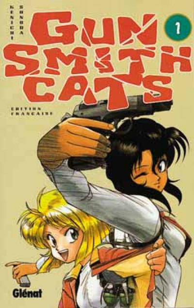 image de gun smith cats tome 1