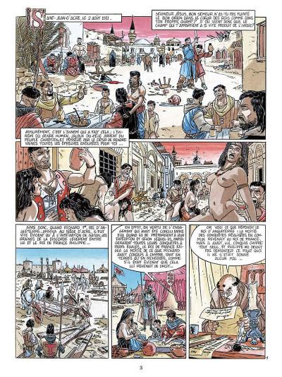 Page 4 empereur du dernier jour tome 4 - la croix et la bannière