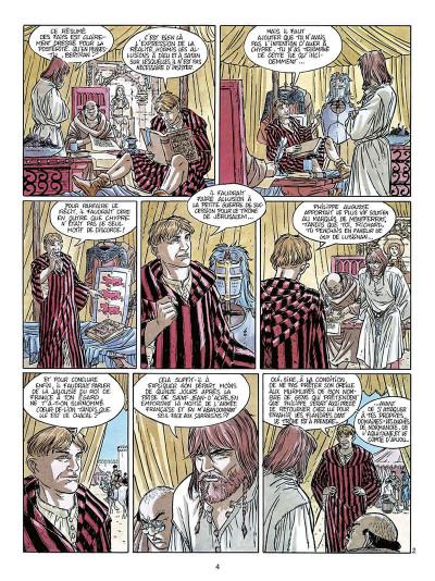 Page 5 empereur du dernier jour tome 4 - la croix et la bannière