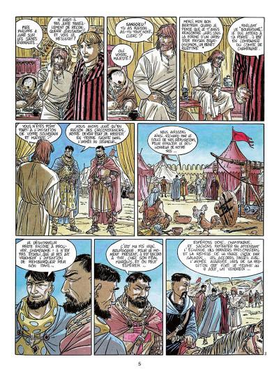 Page 6 empereur du dernier jour tome 4 - la croix et la bannière