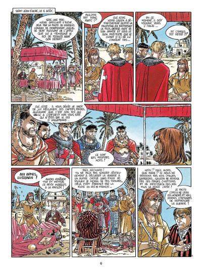 Page 7 empereur du dernier jour tome 4 - la croix et la bannière