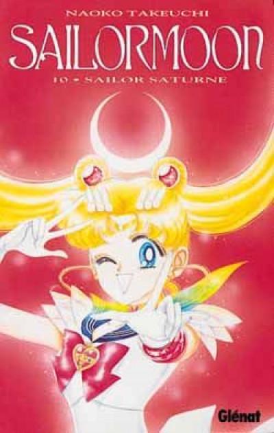 Couverture Sailor moon tome 10 - sailor saturne