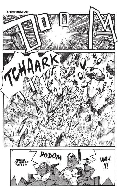 Page 6 bastard tome 2 - l'armée des ténèbres - l'intrusion
