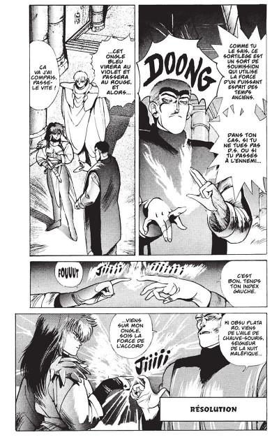 Page 6 bastard tome 4 - l'armée des ténèbres - résolution