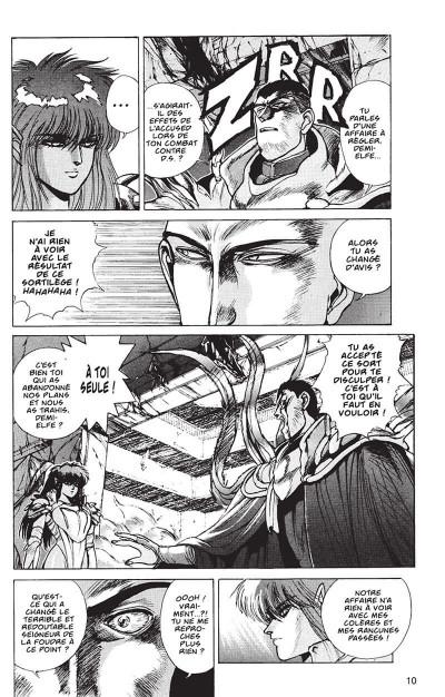 Page 9 bastard tome 7 - l'armée des ténèbres - le seigneur de la foudre