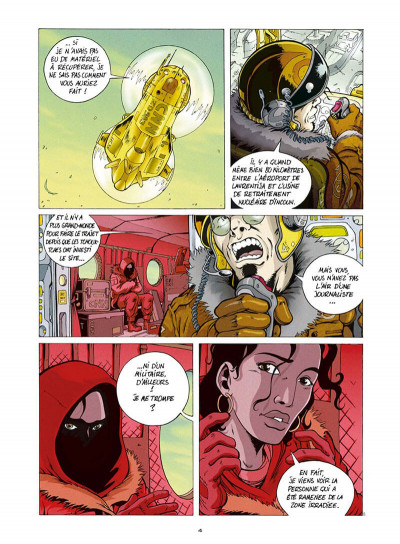 Page 5 nomad tome 4 - tiourma