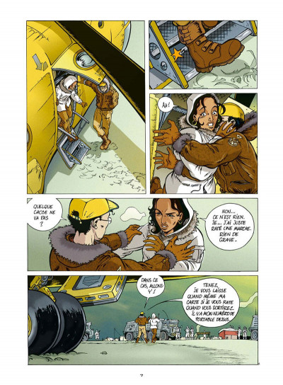Page 8 nomad tome 4 - tiourma