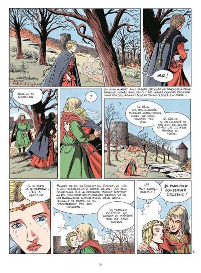 Page 0 Les aigles décapitées tome 11 - le loup de cuzion