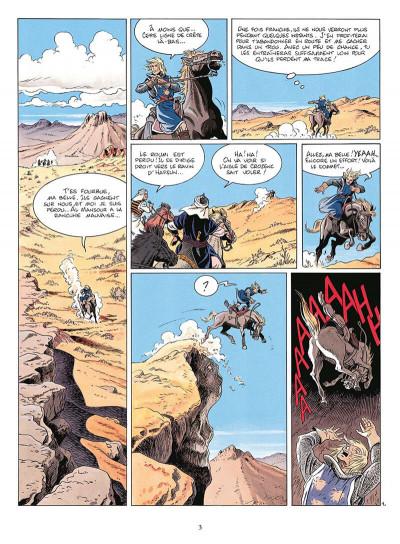 Page 4 Les aigles décapitées tome 11 - le loup de cuzion