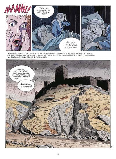 Page 5 Les aigles décapitées tome 11 - le loup de cuzion