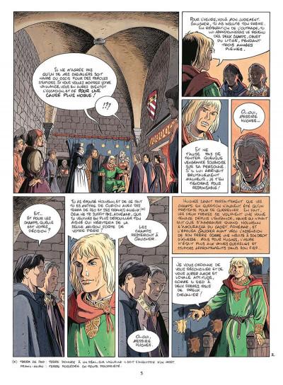 Page 6 Les aigles décapitées tome 11 - le loup de cuzion