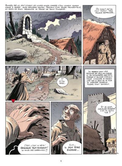 Page 7 Les aigles décapitées tome 11 - le loup de cuzion