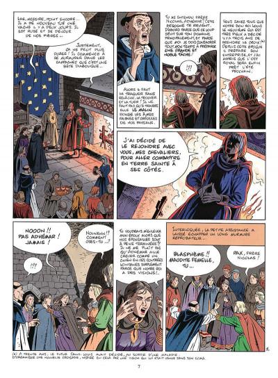 Page 8 Les aigles décapitées tome 11 - le loup de cuzion