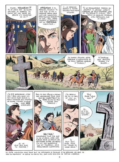 Page 9 Les aigles décapitées tome 11 - le loup de cuzion