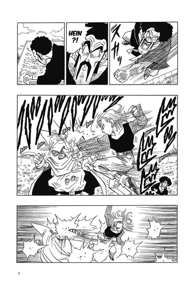 Page 0 dragon ball tome 31 - cell
