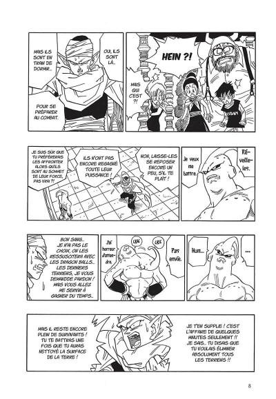 Page 9 dragon ball tome 33 - le défi