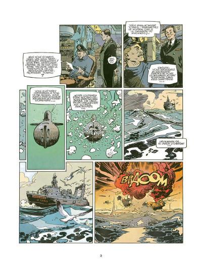 Page 4 le lièvre de mars tome 1
