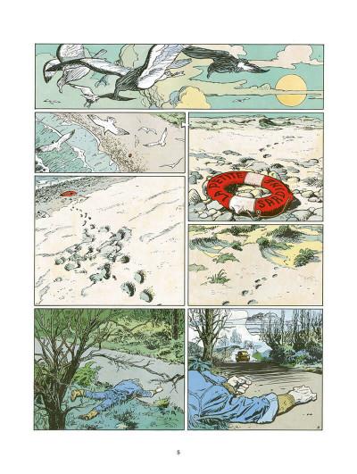 Page 6 le lièvre de mars tome 1