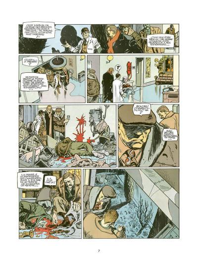 Page 8 le lièvre de mars tome 1