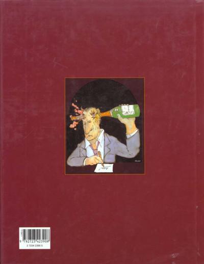 Dos les humoristes associés tome 1 - le vin