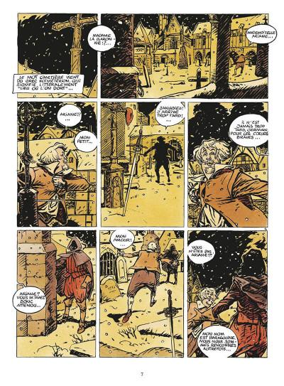 Page 0 coeur brulé tome 5 - le grand blanc