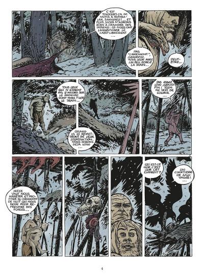 Page 7 coeur brulé tome 5 - le grand blanc