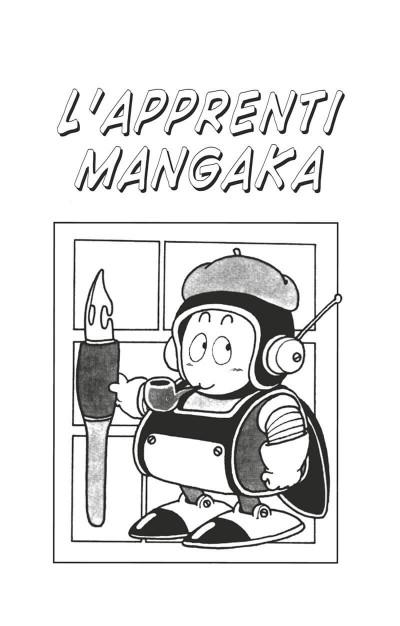 Page 4 apprenti mangaka ; l'art du manga par l'auteur de dragon ball
