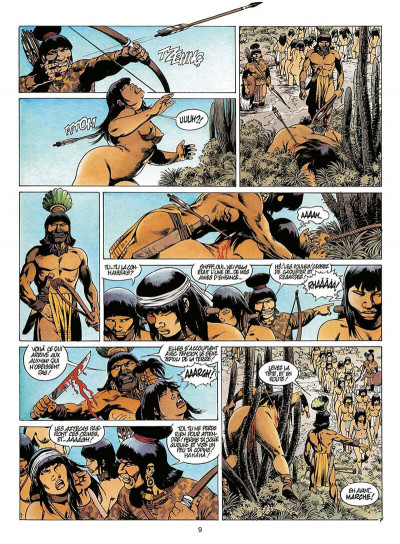 Page 0 quetzalcoatl tome 2 - la montagne de sang
