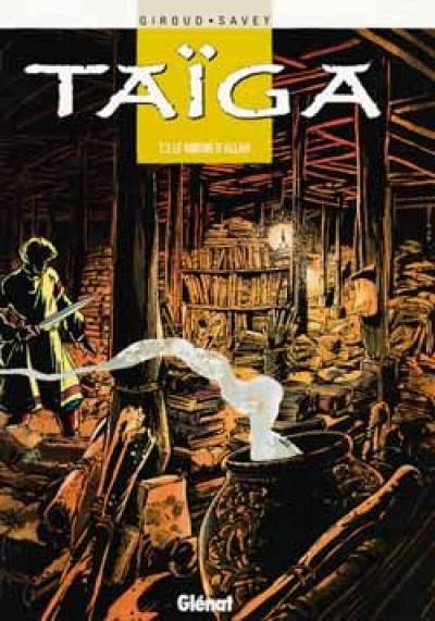 image de taiga tome 3 - le miroir d'allah