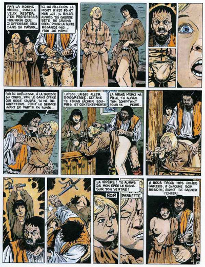 Page 3 les chemins de malefosse - Pack tomes 1 et 2