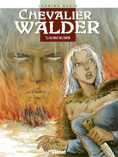 image de chevalier walder tome 2 - au bout de l'enfer