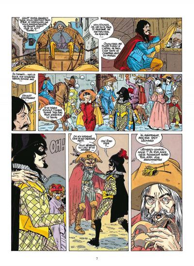 Page 0 Le fou du roy tome 6