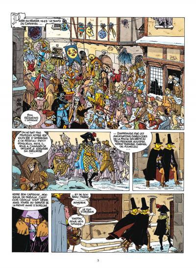 Page 6 Le fou du roy tome 6